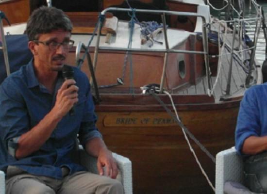 Museo galleggiante: l'esperienza del maestro d'ascia Maurizio Borriello