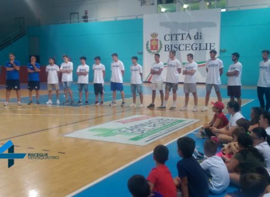 Raduno Lions Basket, una squadra giovane e affamata di vittorie / VIDEO