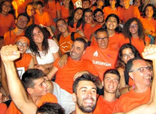 """Il """"Palio della Quercia"""" entusiasma la città, vince la parrocchia di Santa Maria di Costantinopoli / FOTO"""