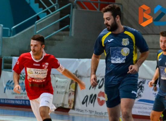Il Santos Club supera la capolista Eraclio nonostante le assenze