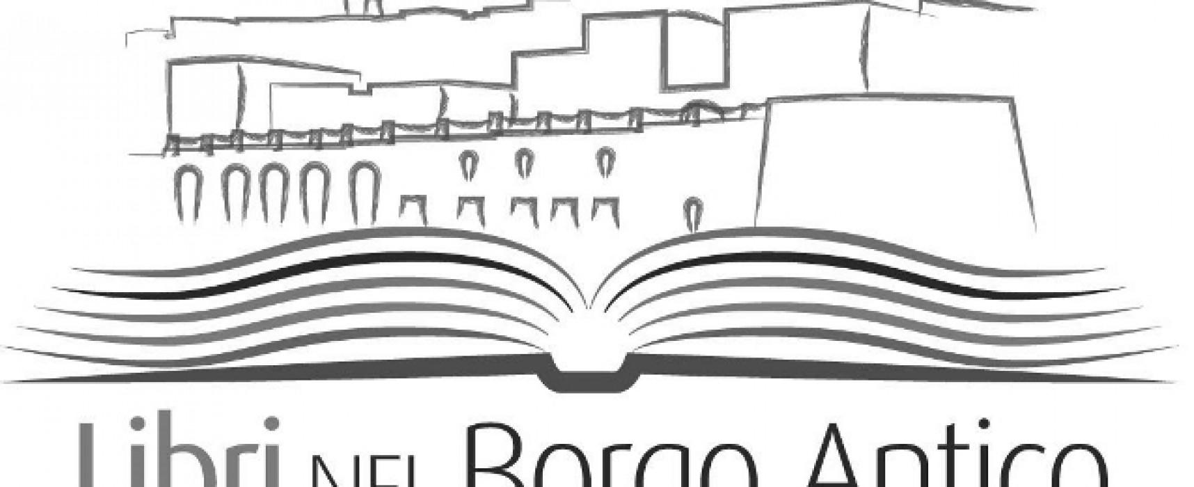 """""""Libri nel Borgo Antico"""": il ricavato della vendita dei gadgets alle popolazioni terremotate"""