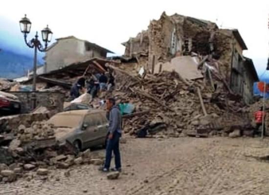Terremoto nel centro Italia, la mobilitazione degli ultras biscegliesi per aiutare i meno fortunati