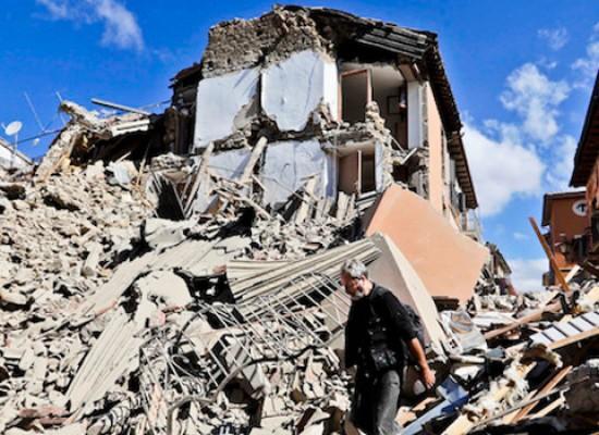 Terremoto: Comune organizza centro raccolta, iniziativa del Rotary, Rimbamband dona parte incasso