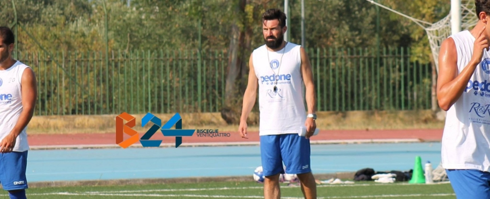Unione Calcio, le prime impressioni del tecnico Zinfollino