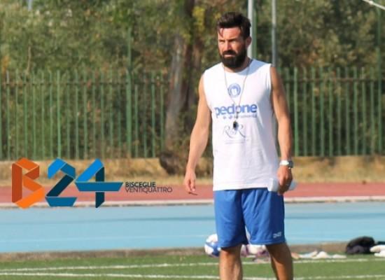 Unione Calcio, si chiude il rapporto di collaborazione con il tecnico Zinfollino