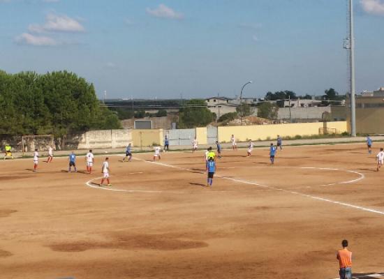 Unione Calcio, netta affermazione sul campo dell'Avetrana