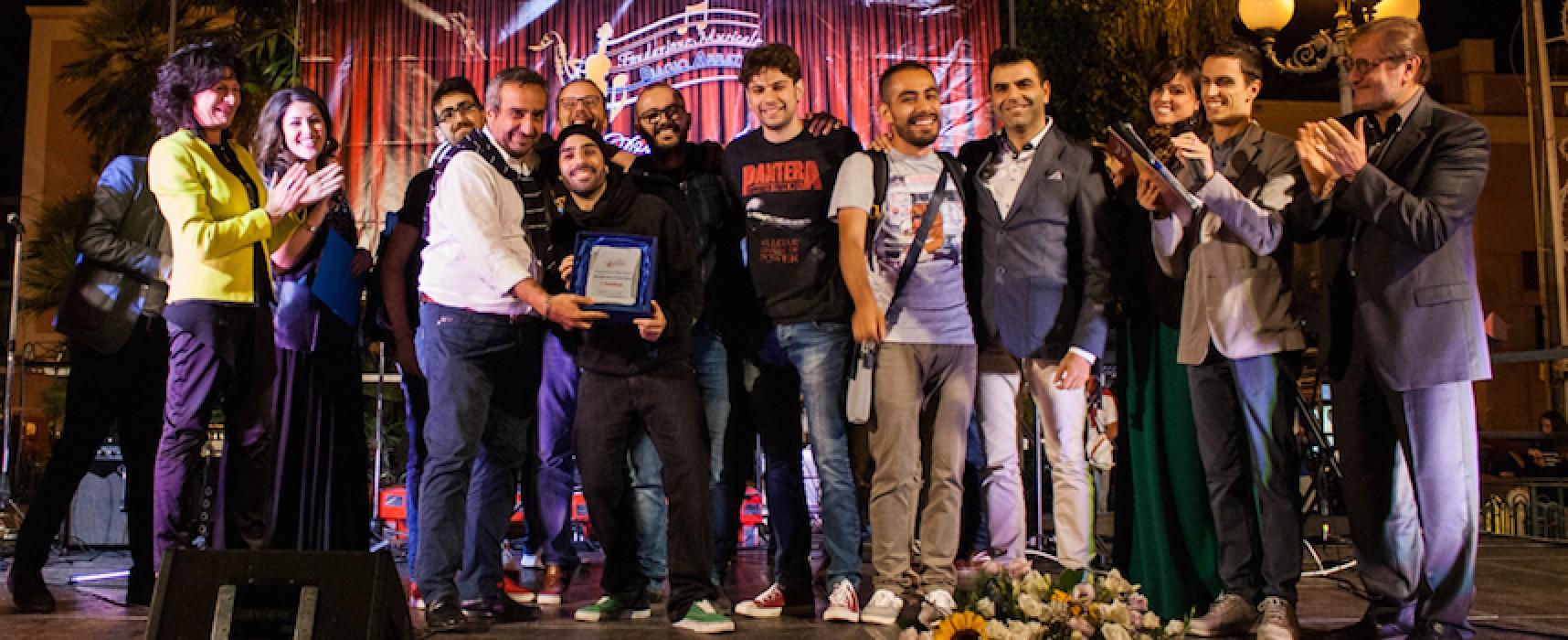 """Bisceglie Band Festival: trionfa la """"Pace Deleteria"""" dei Pan Island Project / FOTO"""
