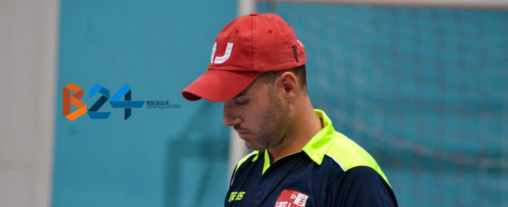 Maurizio Di Pinto è il nuovo allenatore dell'Alta Futsal