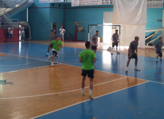 Mazzariol non basta, Futsal Bisceglie sconfitto in amichevole dal Canosa