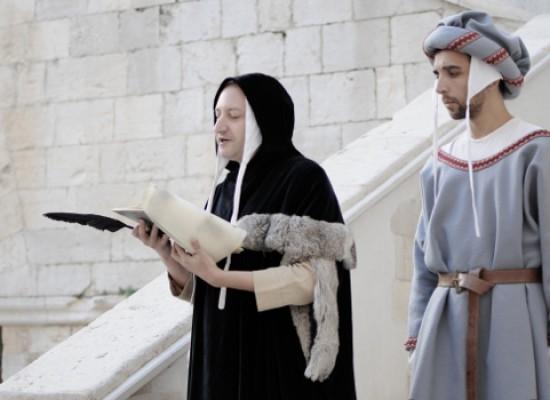 """Gianluigi Belsito protagonista a Corato con il suo """"Federico II e il Sogno della Conoscenza"""""""