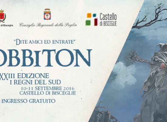 """Il Castello Svevo ospita """"Hobbiton"""", la festa degli appassionati tolkieniani"""