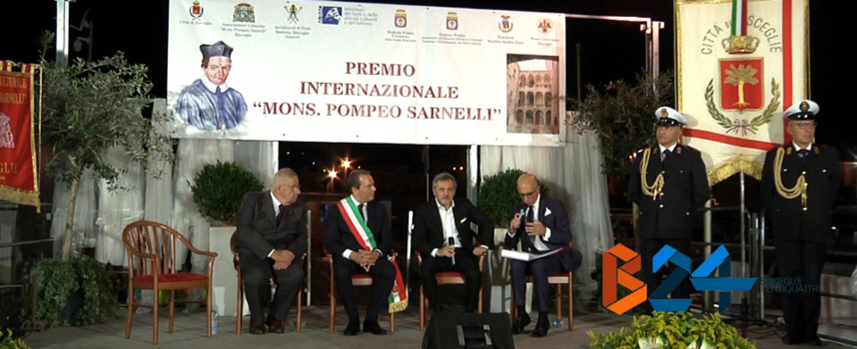 Premio Sarnelli 2017, i premiati dell'edizione 2017: c'è anche Daniele Rotondo