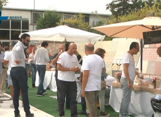 """Fiera Edile di Bisceglie, successo della Di Pinto SAS con il """"Progetto edilizia 2.0"""" / VIDEO"""