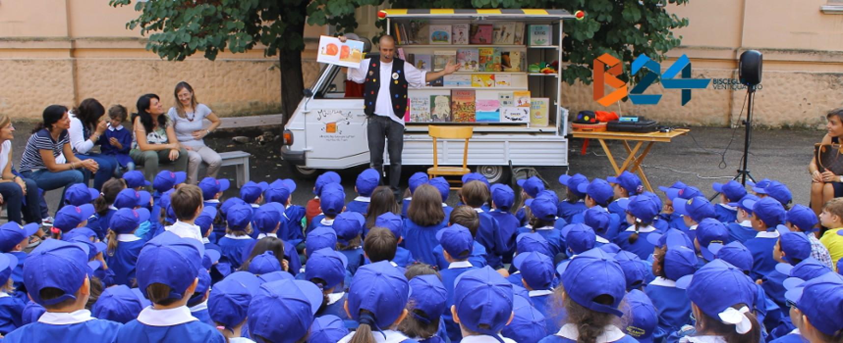 """Festa dell'accoglienza alla """"De Amicis"""", inizia il viaggio degli alunni delle prime classi"""