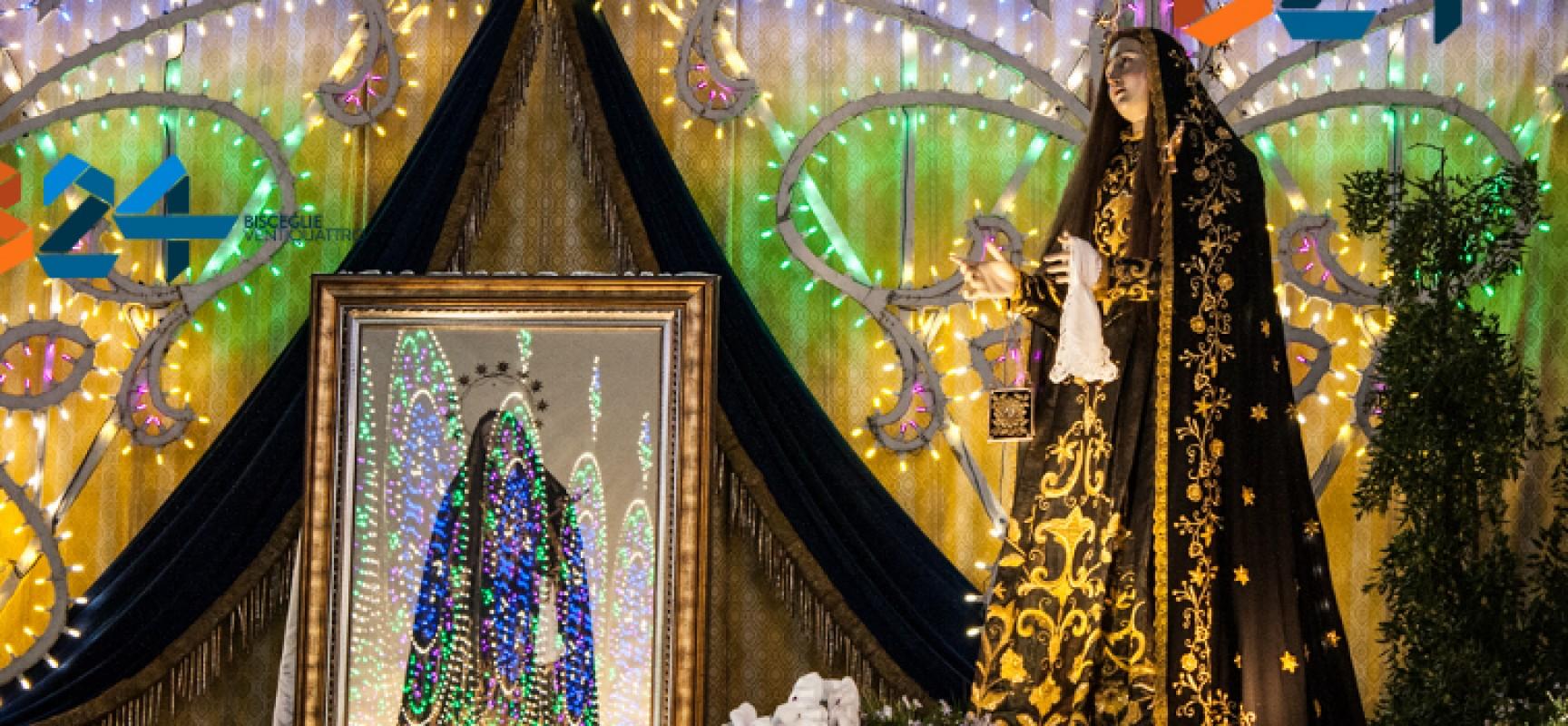 Al via le celebrazioni della festa cittadina dell'Addolorata, il PROGRAMMA completo