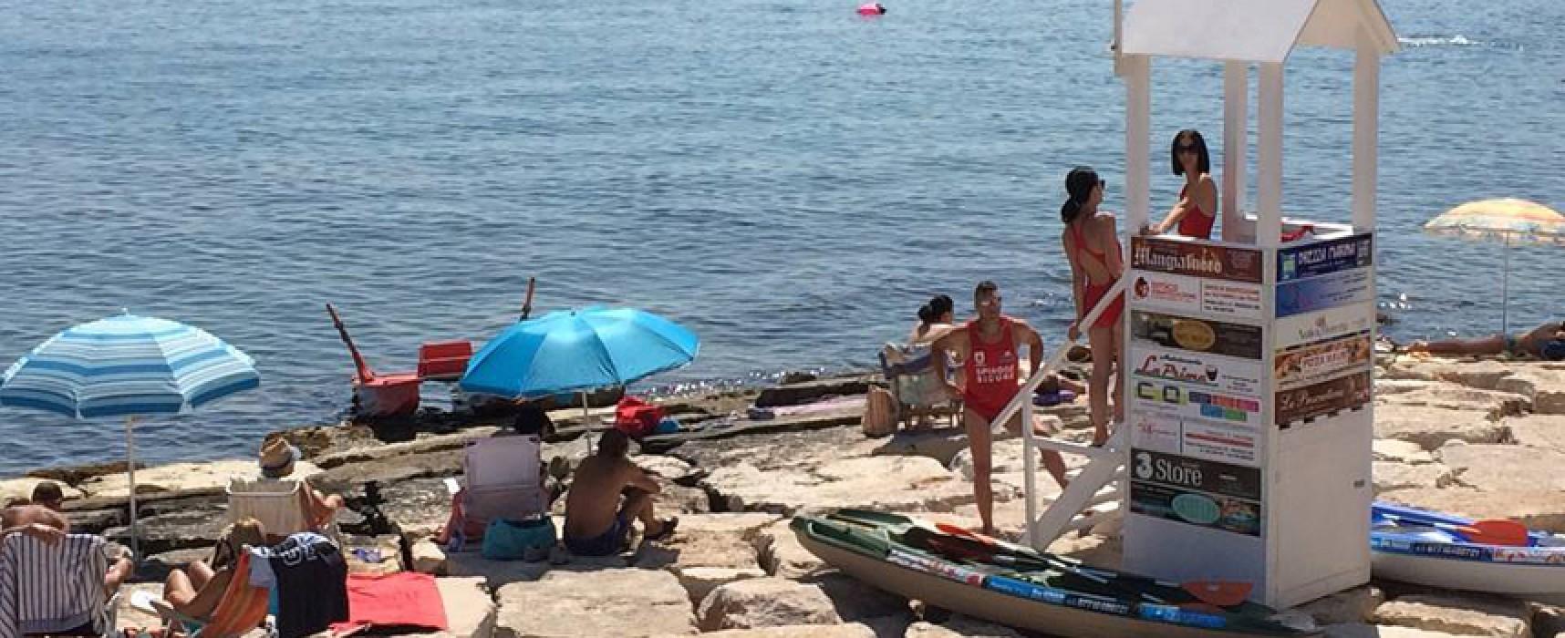 """Baywatch acquista pattino di salvataggio e promette: """"Presto spiaggia attrezzata per disabili"""""""