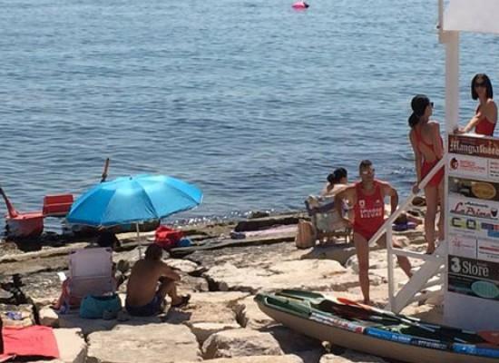 """Progetto """"Spiagge sicure"""", il bilancio delle attività dell'associazione Baywatch"""