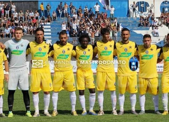 Bisceglie Calcio in trasferta a Nardò a caccia del primo successo in campionato