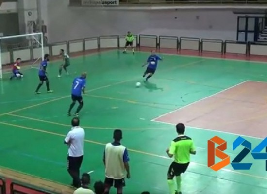 Futsal Andria-Diaz 3-3, VIDEO HIGHLIGHTS