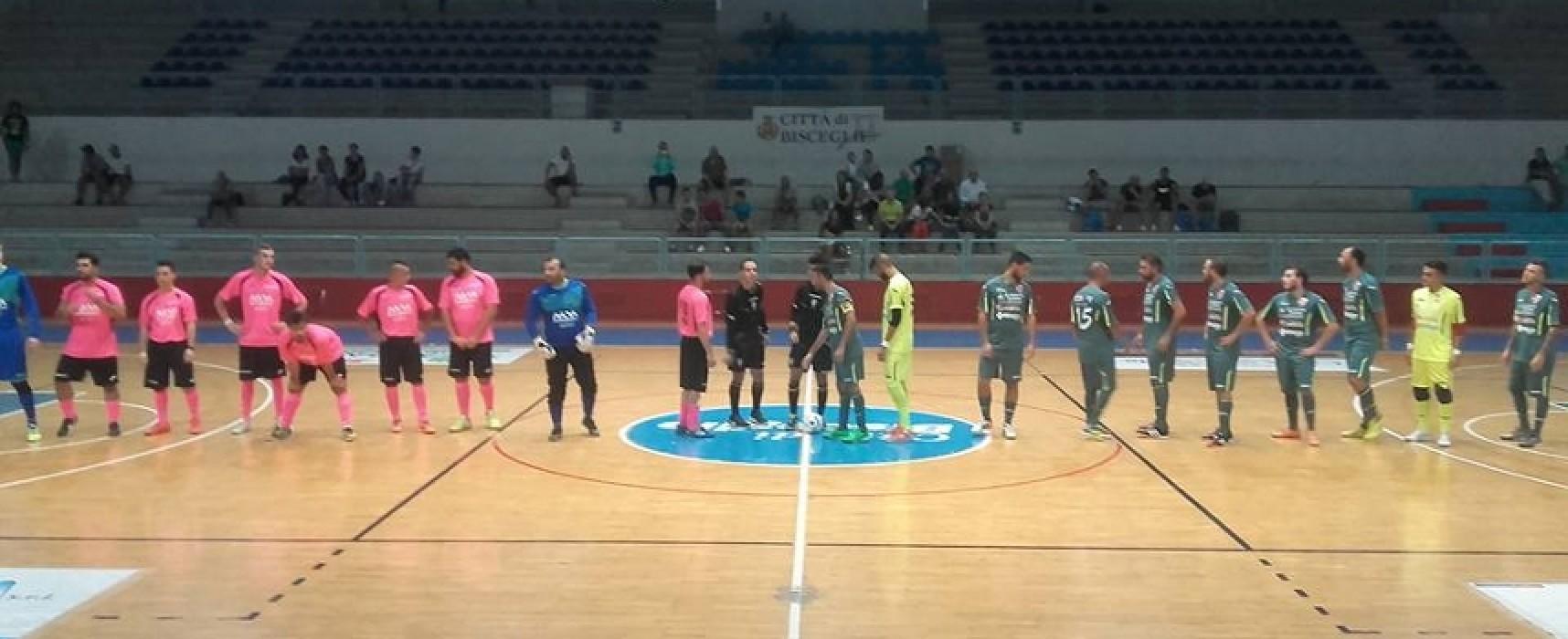 Futsal, Serie C1: c'è Nettuno-Aquile Molfetta, Diaz che attende la vice capolista Locorotondo