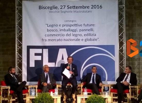 FederlegnoArredo lancia da Bisceglie la candidatura di Orsini alla presidenza nazionale / VIDEO