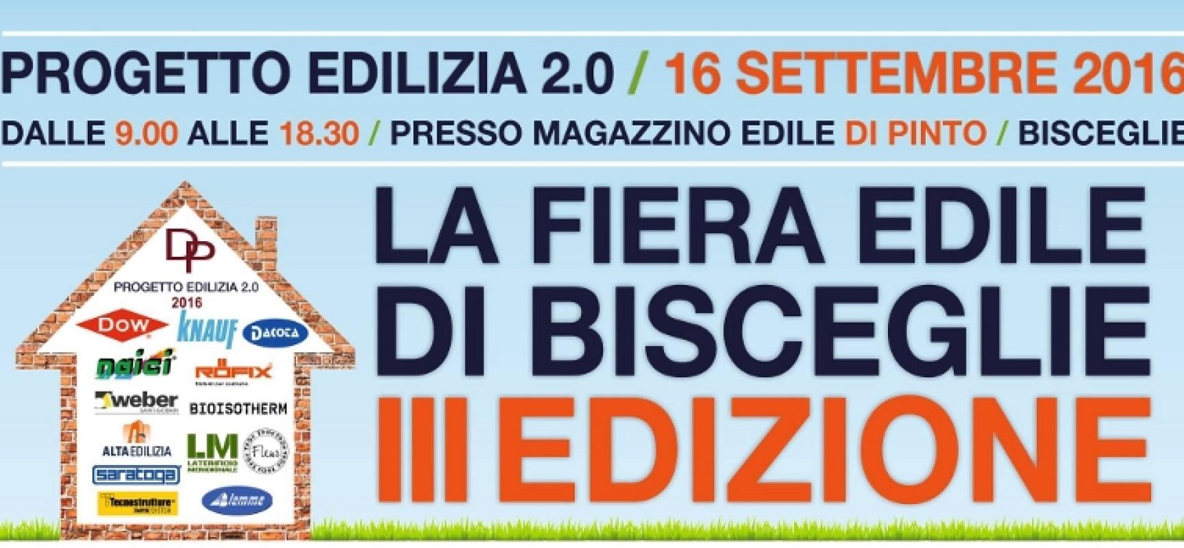 Di Pinto Bisceglie Materiale Edile il 16 settembre a bisceglie c'è la terza edizione della