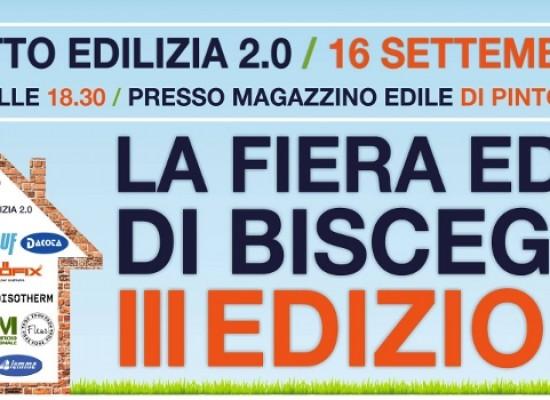 """Il 16 settembre a Bisceglie c'è la terza edizione della Fiera Edile di Bisceglie: """"Progetto Edilizia 2.0"""""""
