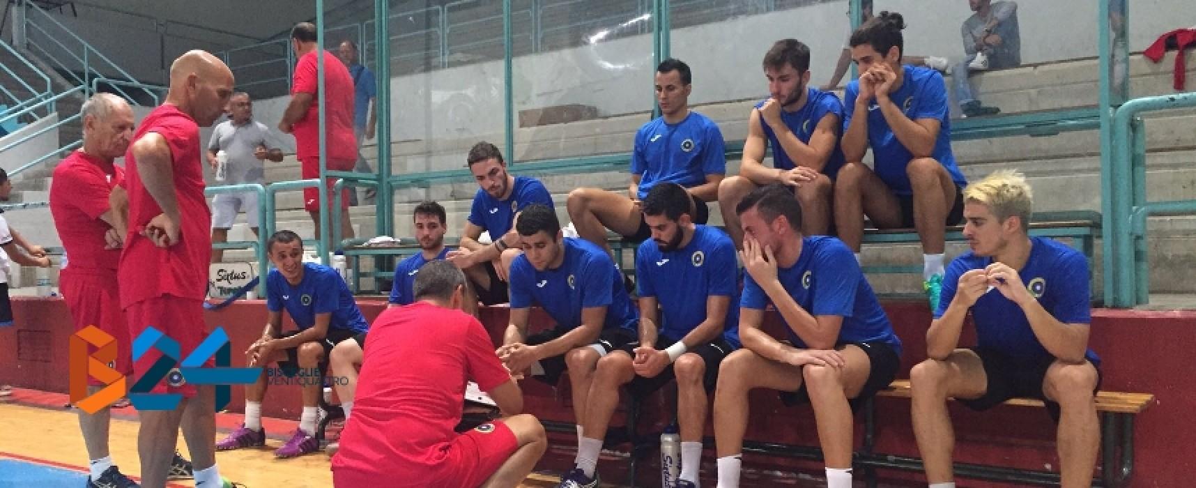 Sabato Futsal Bisceglie in campo per un Trofeo Avis di altissimo livello