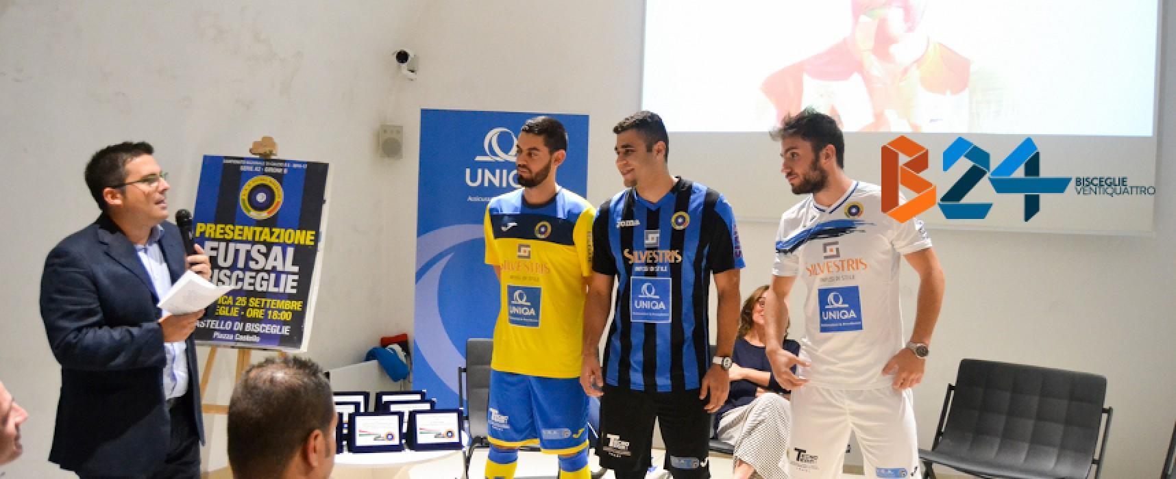 Futsal Bisceglie, buon test contro la Masterfood Macula Nox