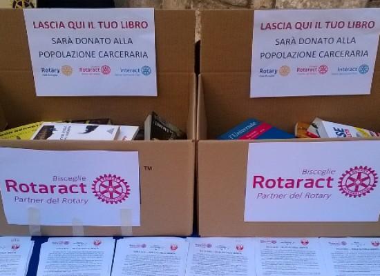 """""""Sulla scia… delle ali della libertà"""", il progetto solidale del Rotaract di Bisceglie"""