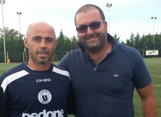 Unione Calcio, colpo Fabio Moscelli