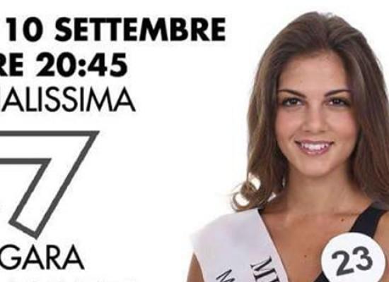 Miss Italia, stasera il sogno di Naomi su La7. Niente maxi schermo in piazza causa maltempo