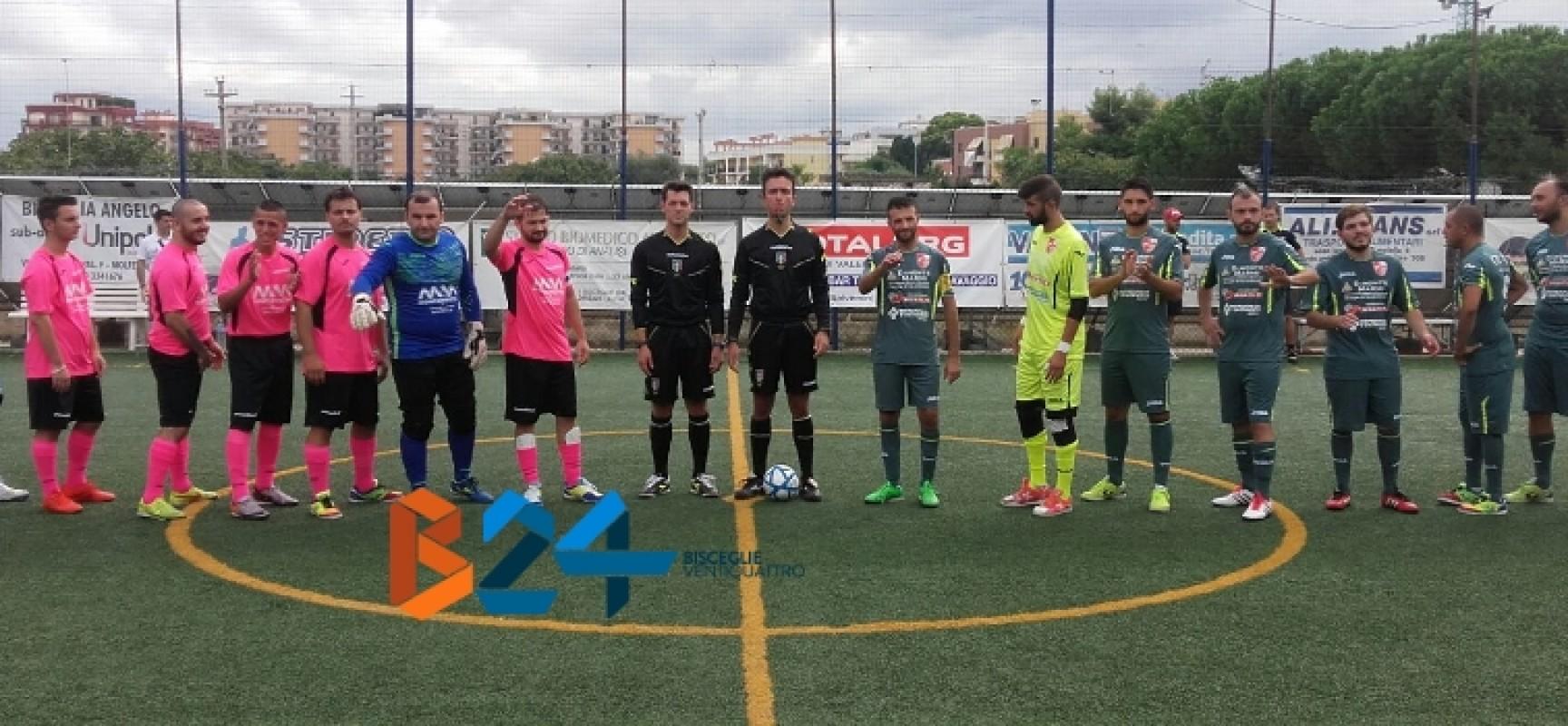 Serie C1 calcio a 5: Insidia Neapolis per la Diaz, il Nettuno ospita la capolista Brindisi