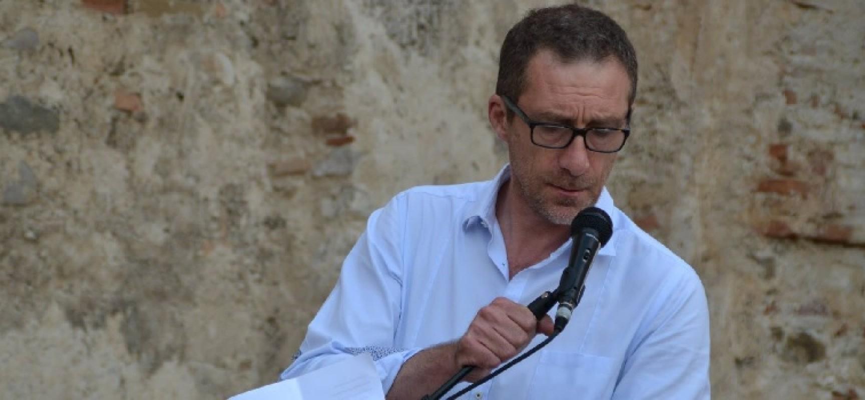 """Secondo posto al concorso """"Il Federiciano"""" per il poeta biscegliese Pietro Casella"""