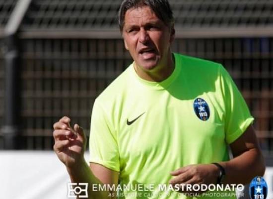 """Bisceglie Calcio, Ragno attacca l'arbitro: """"Rosso a D'Aiello esagerato, al Gravina manca un'espulsione"""""""