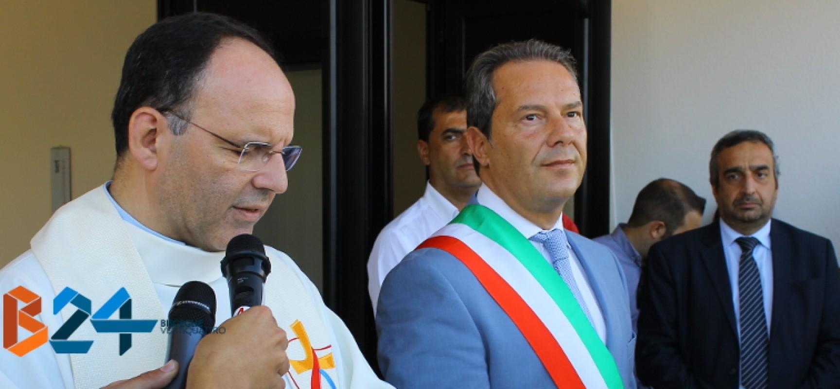 """Inaugurate stamane la scuola """"Don Puglisi"""" e l'asilo """"Santa Rita da Cascia"""" / FOTO"""