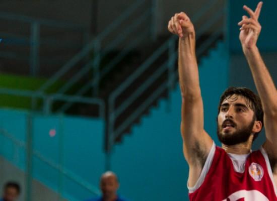 Lions basket, questo pomeriggio al Paladolmen amichevole con l'Olimpica Cerignola