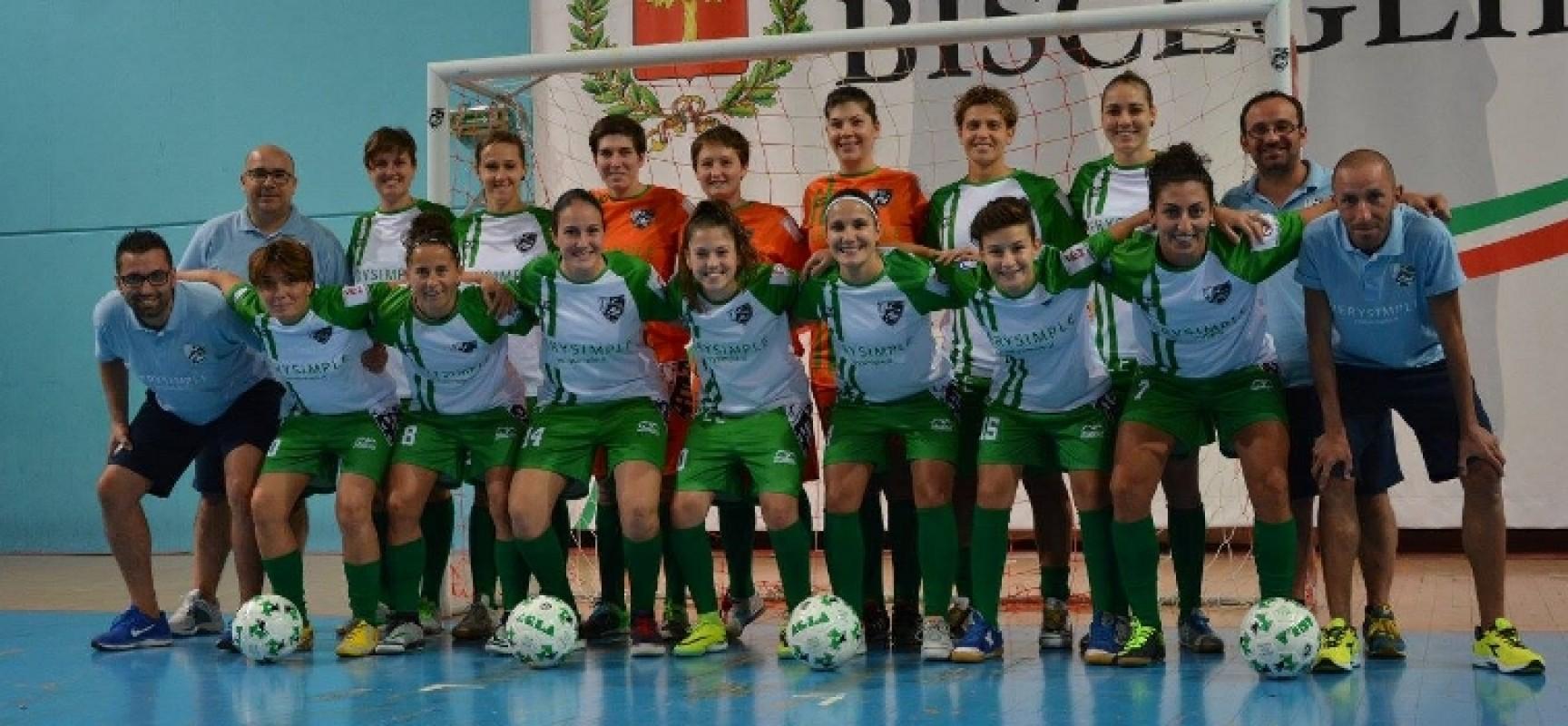 Futsal, Serie A Elite femminile: per Arcadia c'è l'anticipo in casa del Real Statte
