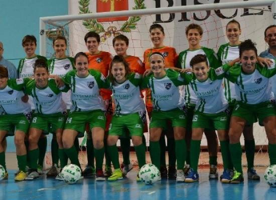 Arcadia in casa della corazzata Olimpus Roma, Futsal Bisceglie contro la capolista Real Sandos