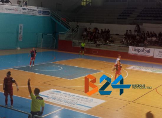 Arcadia ko contro Statte, manita del Futsal Bisceglie femminile / CLASSIFICHE