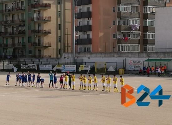 Coppa Puglia Seconda Categoria, scialbo pareggio nel derby tra Bellavitainpuglia e Don Uva Calcio