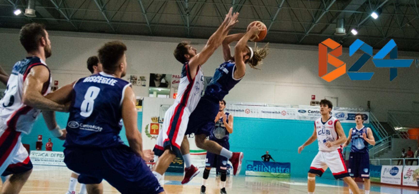 Lions Basket, importante vittoria in trasferta nel derby pugliese con Taranto
