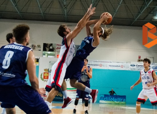 Lions basket, questa sera partita decisiva per i playoff contro Palestrina