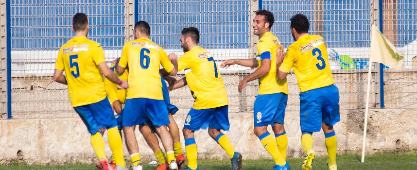Seconda Categoria, il Don Uva si aggiudica il derby superando il Bellavitainpuglia / CLASSIFICA