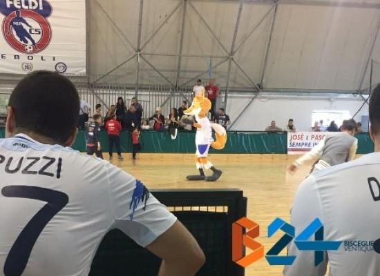 Feldi Eboli-Futsal Bisceglie 4-3 / VIDEO HIGHLIGHTS