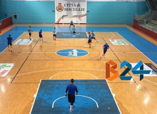 Futsal Bisceglie-Borussia Policoro 5-1 FINALE