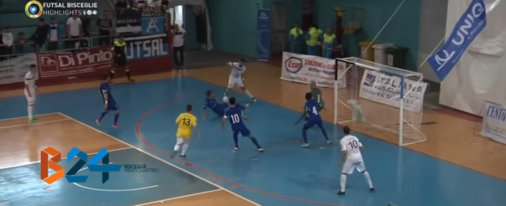 Futsal Bisceglie-Augusta 2-3 / VIDEO HIGHLIGHTS
