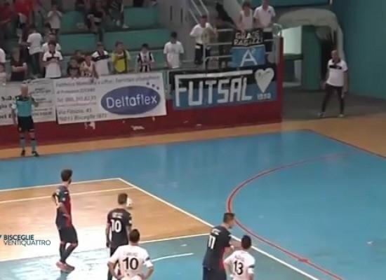Futsal Bisceglie-Borussia Policoro 5-1 / Guarda gli HIGHLIGHTS