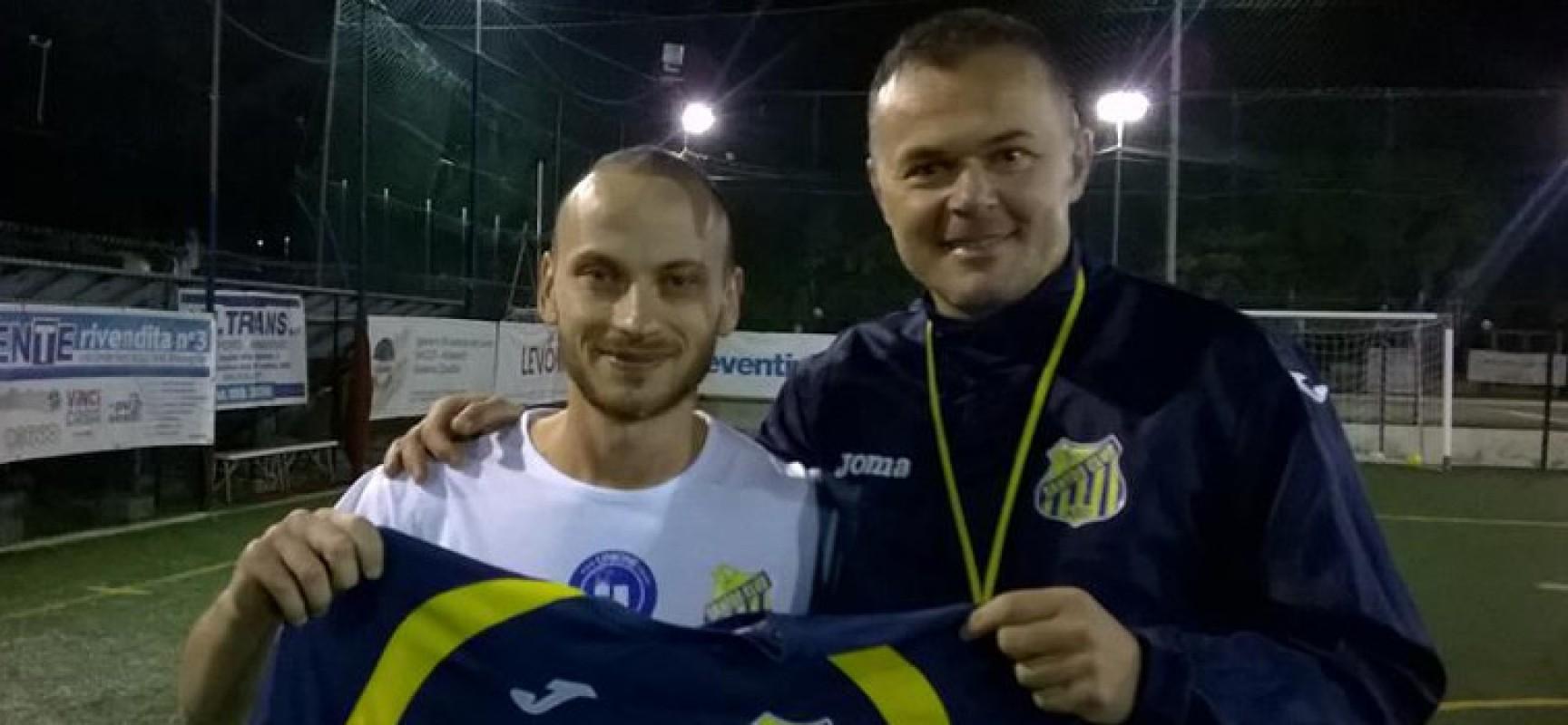 Mercato Santos Club, ufficializzato l'arrivo di Antonio Papagni
