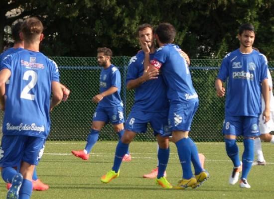Coppa Italia: all'Unione Calcio il primo round contro il Barletta